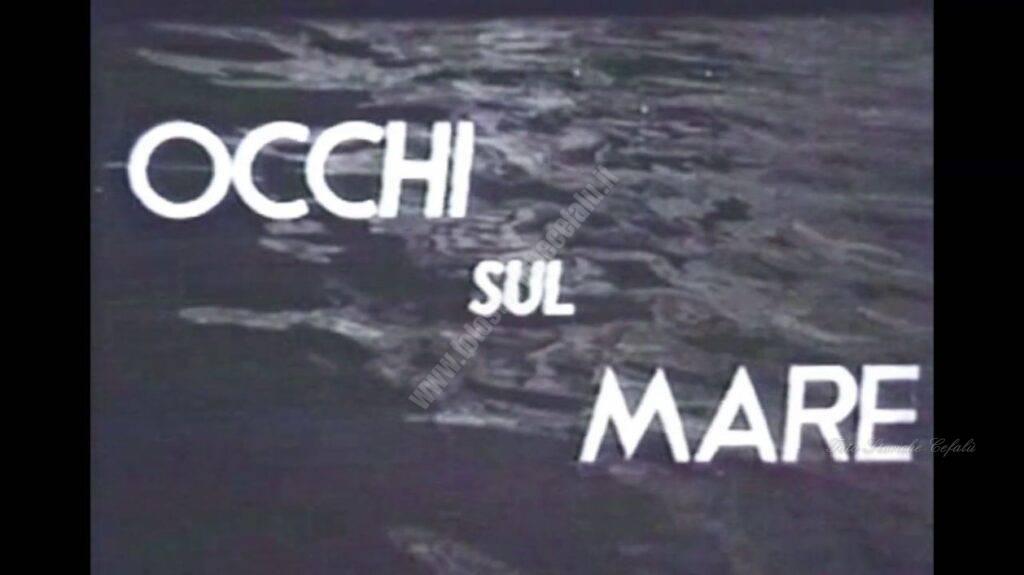 Occhi sul mare, 1950, di Giuseppe Di Francesca