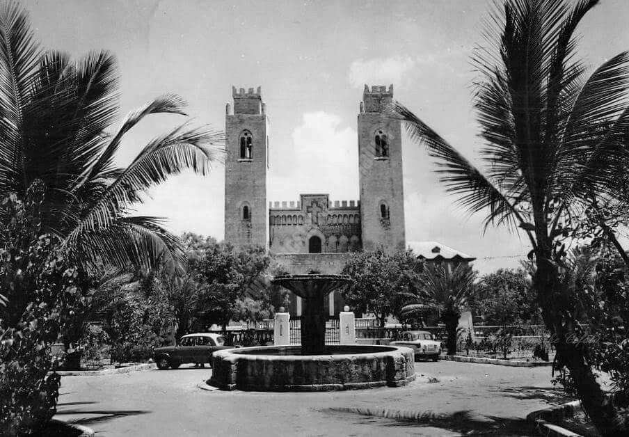 Le cattedrali di Mogadiscio e Cefalù...