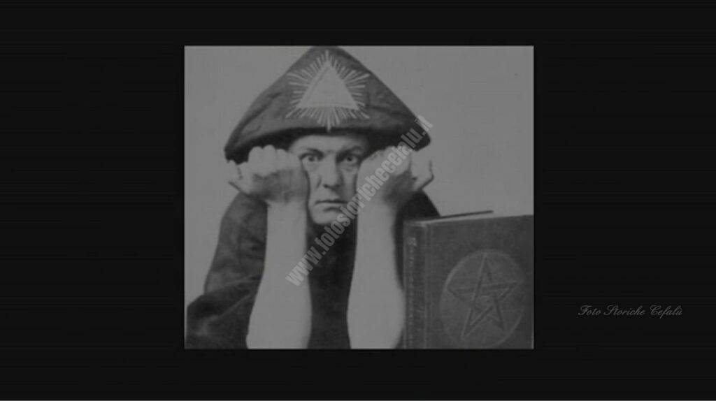 Aleister Crowley - A magician in Cefalù