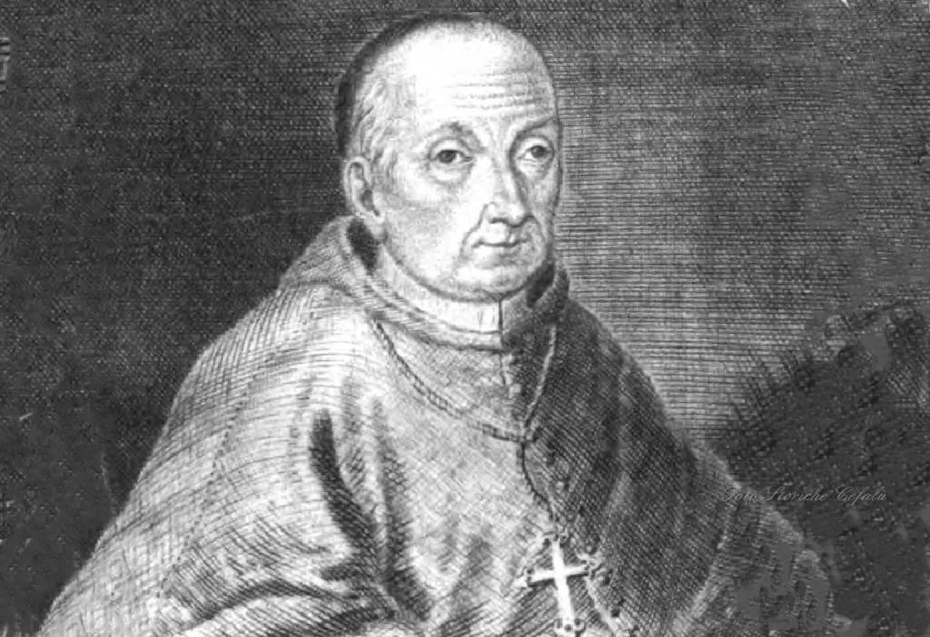 Gioacchino Castelli Vescovo di Cefalù (1755-1788).
