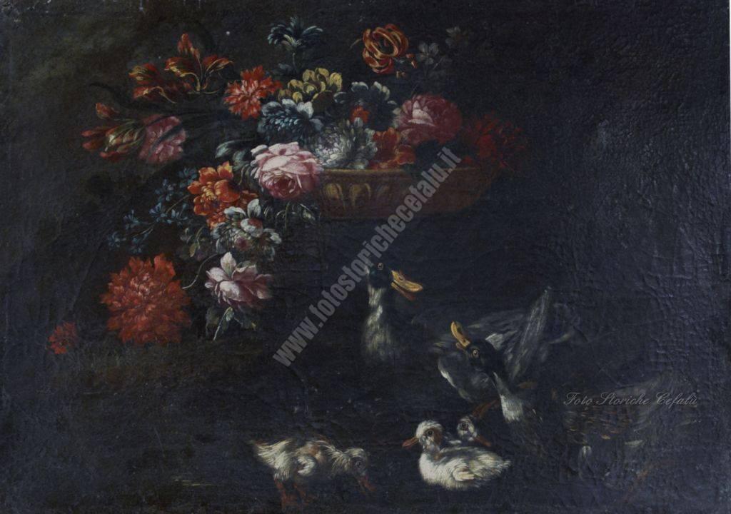 La via della seta che portò il pittore Osnago a Cefalù.