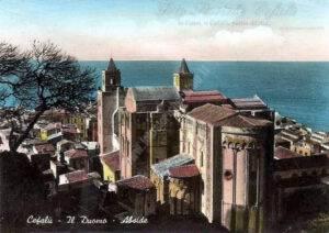 Cefalù - L'abside del Duomo