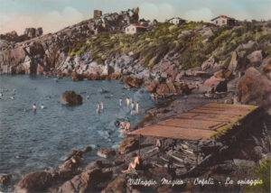Cefalù - Villaggio Magico, la spiaggia