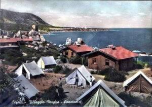 Cefalù - Villaggio Magico, panorama
