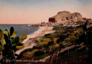 Cefalù - Panorama visto da Santa Lucia