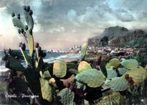 Cefalù - Panorama da Santa Lucia