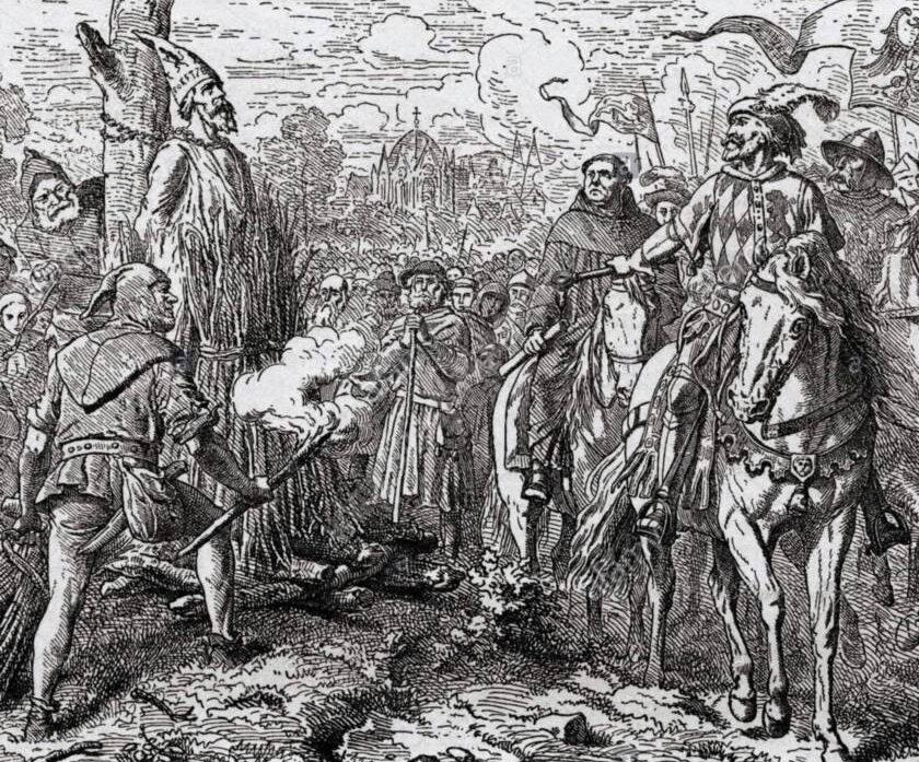 1799 una terribile condanna fu eseguita a Cefalù