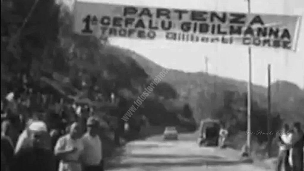 Cefalù - Gibilmanna 1968 - 1969