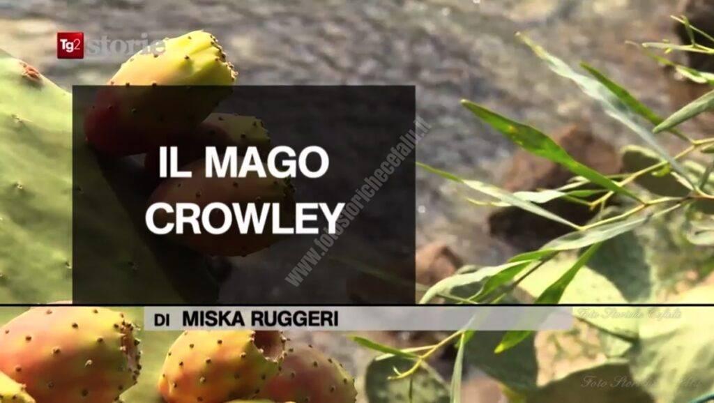 Il mago Crowley a Cefalù
