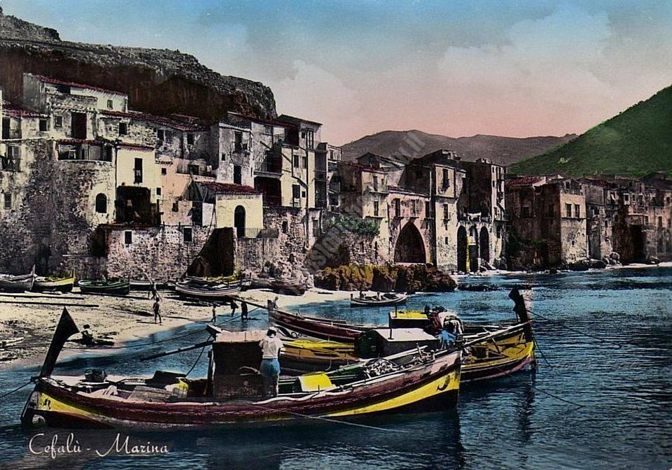 Cefalù - La Marina